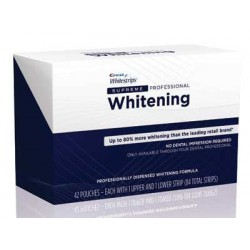 Crest Whitestrips Supreme Professional