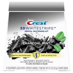 Crest 3D white whitestrips - Charcoal Mint